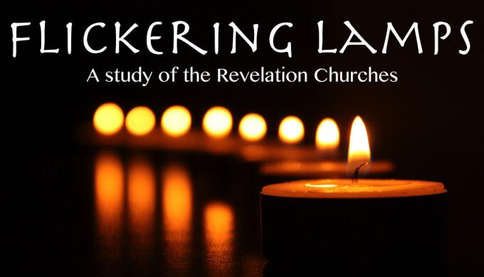 Flickering Lamps:  Part 7: Laodicea